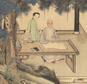 Dichter yuanmei